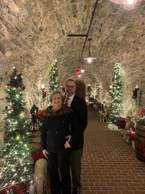 David and Karen Porter 12/19/19
