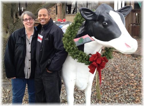 David and Margie Adams 12/28/14