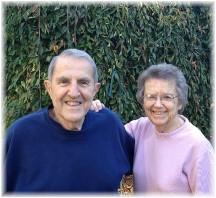 Doc and Anna Mary Paglia 10/21/15