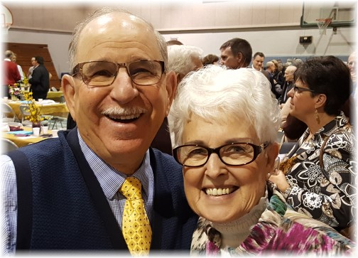 Don and Carole Musser 3/11/17