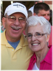 Don and Carole Musser 5/7/10