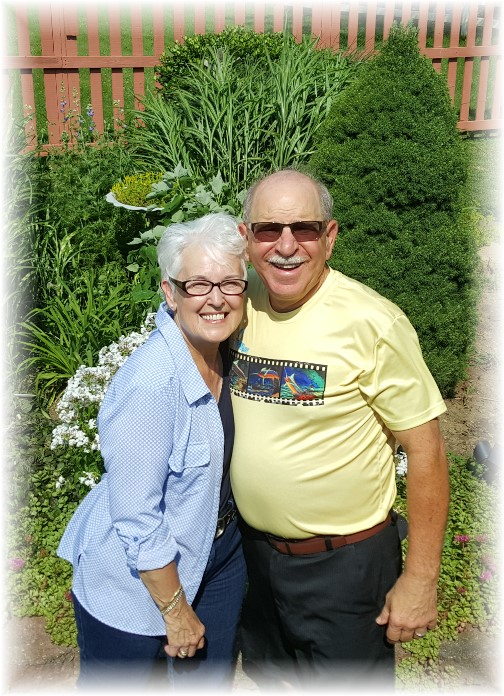 Don and Carole Musser 6/11/16