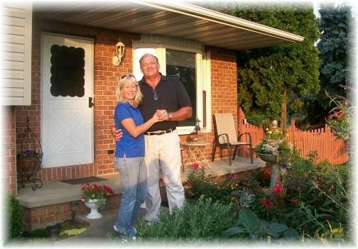 Don and Kathy Eaton 6/28/12