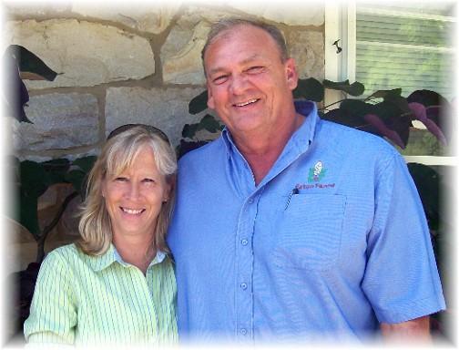 Don and Kathy Eaton