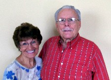 Uncle Don & Aunt Mary