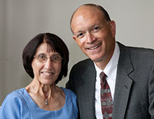 Doug and Barb Miller