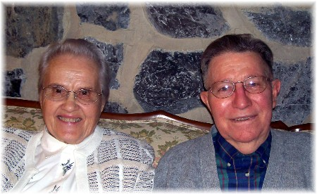 Pastor Jesse & Wilma
