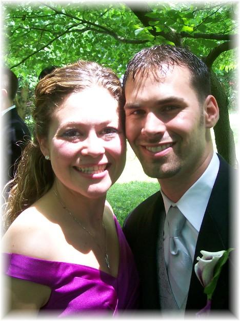 Eric & Nicole Brumley 6/5/10