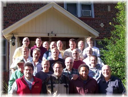 Faith Community Men's Group