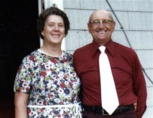 Fred and Wanda Moore