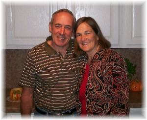 Galen & Nancy Martin 9/09