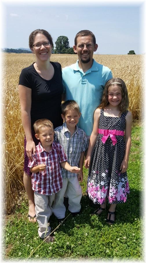 Gardner family 6/26/16