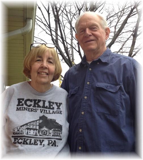 Gary and Raleyne Conner 4/22/14