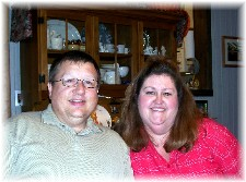 Howard and Angie Moses
