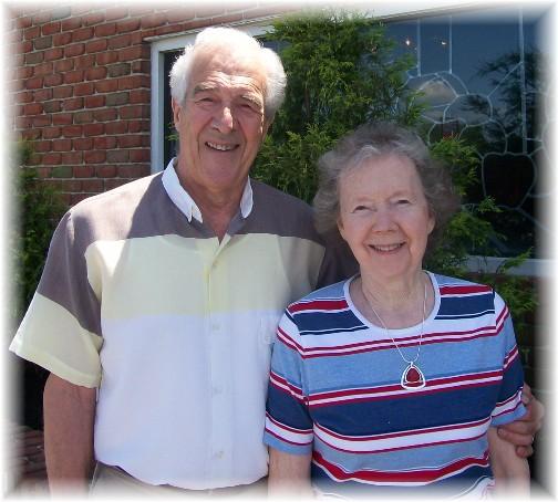 Jack and Millie Provard 6/30/11