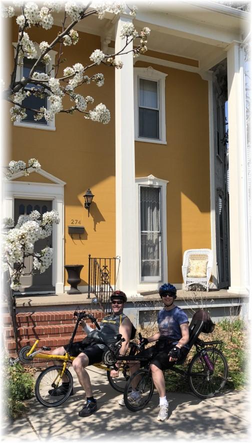 Jason and Angie in Marietta PA 4/13/18