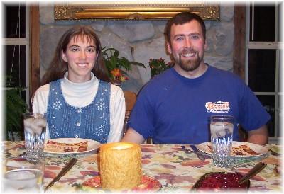 Jason and Becky Oberholzer