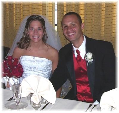 Jason and Becky