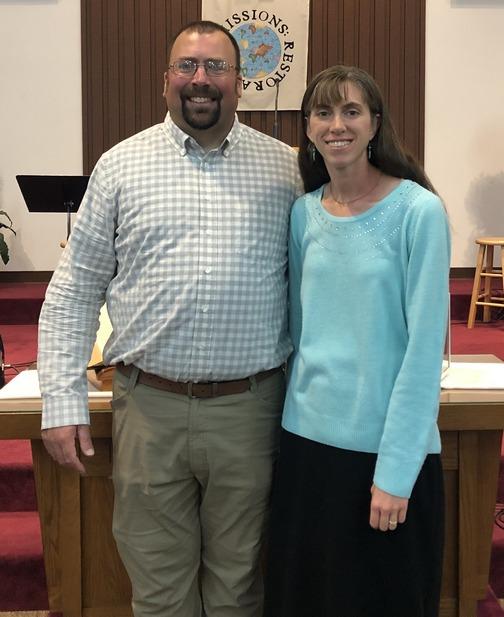 Jason and Rebekah Oberholzer 10/20/19