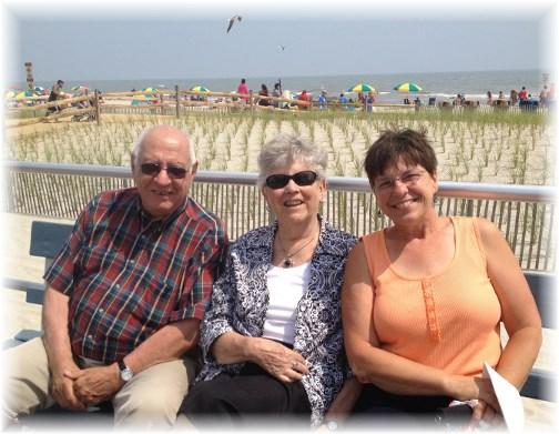 Jim and Dorothy Schmidt 7/14/14