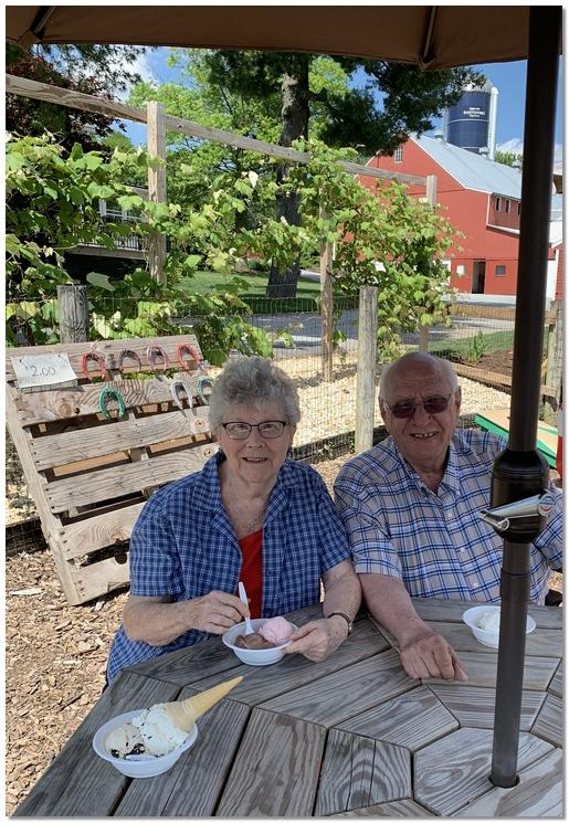 Jim and Dorothy Schmidt  5/27/19
