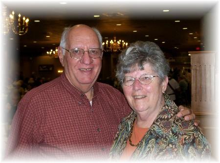 Jim & Dorothy Schmidt (11/6/09)