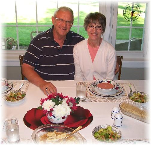 Jim and Loine 5/5/11