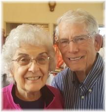 Jim and Rosie Kreider 6/4/17