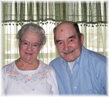 Joe and Jessie Caroll 2/22/10