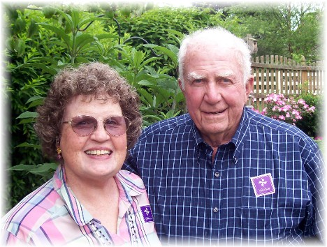 John and Bonita Watts 5/28/10
