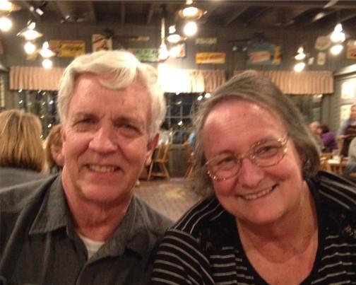 John and Joan Wiseman 11/29/14