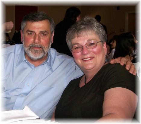 John and Lorna Almeida 6/5/10