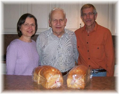John Bucher and family