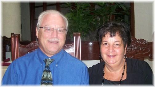 Ken and Judy Leaman