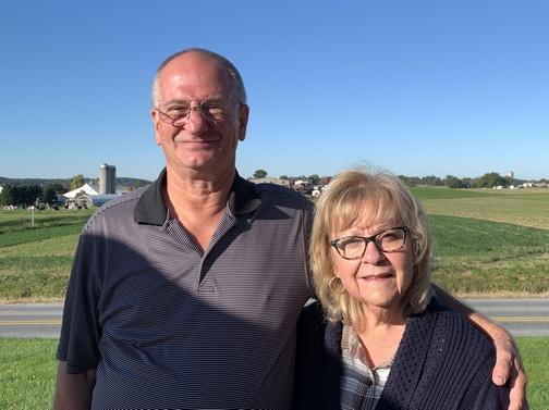 Larry and Tina Kester