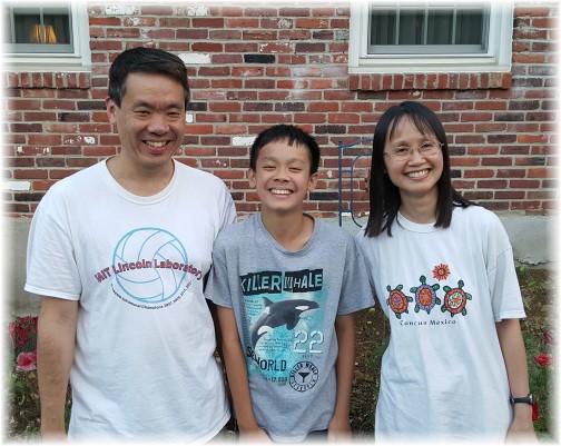 Lee family 6/14/16