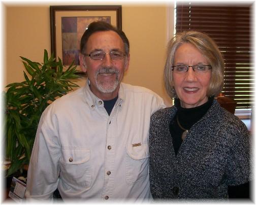Lloyd and Mary Ann Miller 1/16/12