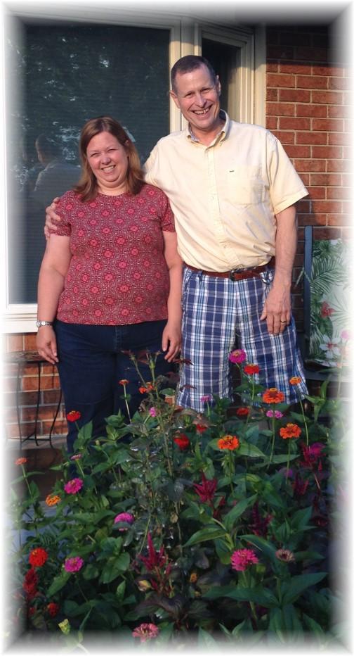 Mark and Carolyn Pulliam 7/24/15