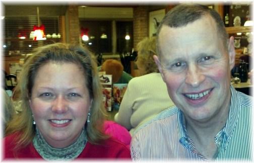 Mark and Carolyn Pulliam 12/2/12