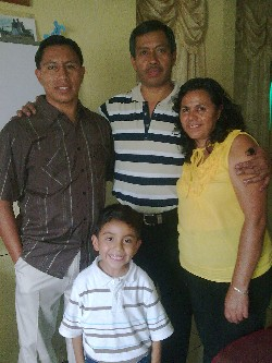 Marvin and family