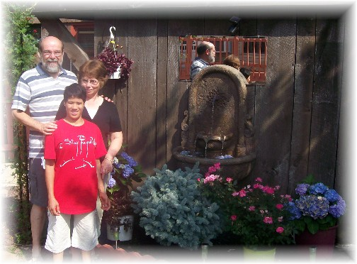 Matangelo family 7/11/11