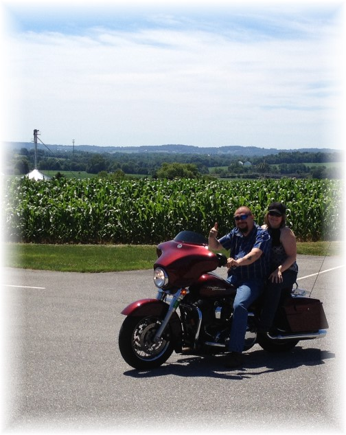 Mike and Nicole Martin 7/6/14