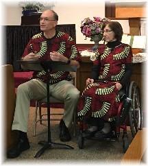 Doug and Barb Miller 3/26/17