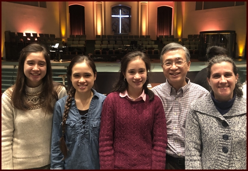 Missionary family 11/22/18