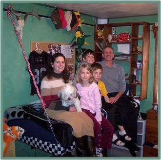Mosebarger family