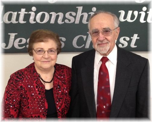 Musser and Anna Forry 10/18/15