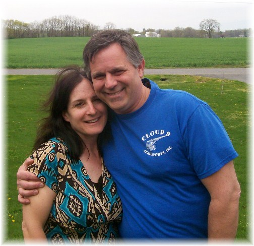 Tom and Marsha Neizmik 4/4/12