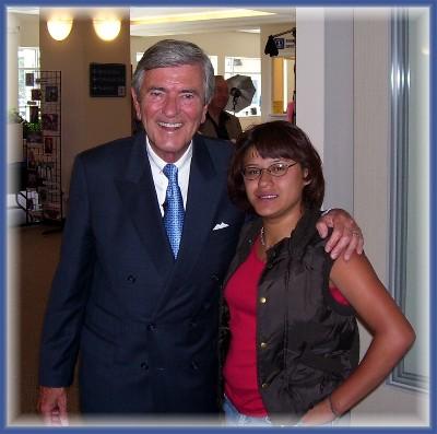 Ester with Lloyd John Ogilvie