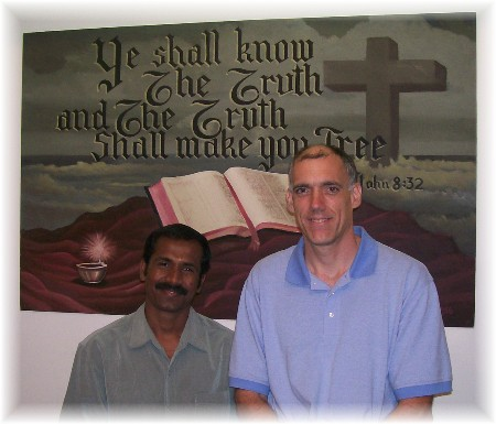 Pastor Britto & Lowell Smith