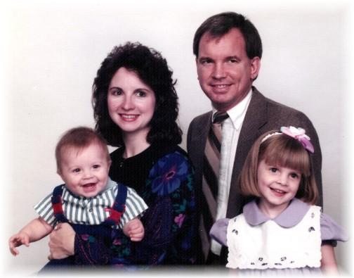 Penley family 1990